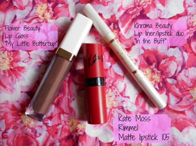 nude lips part two 2 items